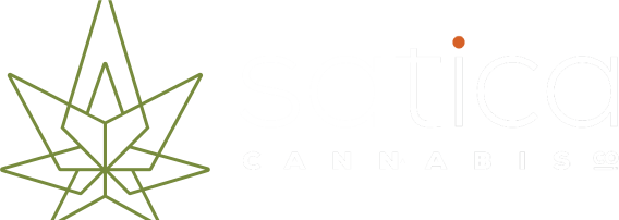 Satica Cannabis logo